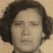Maria Del Refugio Cortez