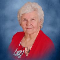 Mrs. Mary Elizabeth Brown Poole