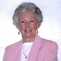 Nancy Elizabeth Hornsby Hickie