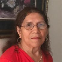 Mrs. Patricia Gonzalez