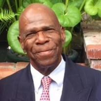 """Mr. """"Chuck"""" L. S. Bradley Jr."""