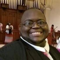 Pastor Teyon DeAndre Tramil