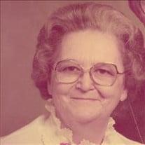 Dorothy May Overton