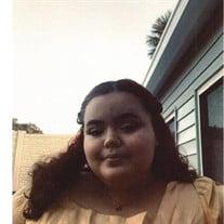 Mya-Desiree Hatcher Cruz