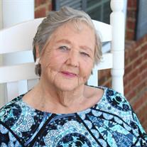 Mrs. Mary Frances Cribbs Bradley
