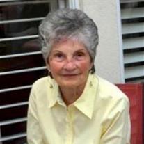 Wilhelmina Irene Rhodes