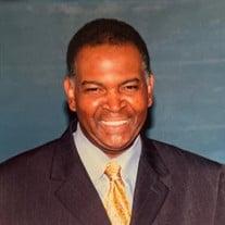 Pastor Larry D. Terrell