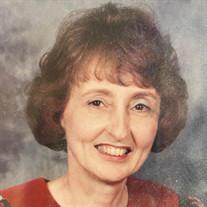 Mary Frances Weber