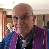 Rev Dr Paul O Boger Sr.