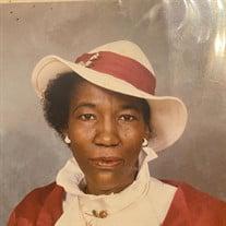 Mrs. Mamie Jerniece Melvin Stocks