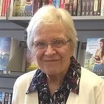 Mrs. Geraldine Theresa Hollingsworth (Miller)