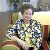 Mrs. Bettie Sue Crump Scott
