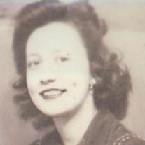 Norma Irene Creamer