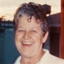 "Elizabeth ""Betty"" Grace Sturtz Ward"