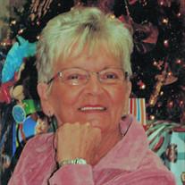 Mary Nola Moffett of Adamsville, Tennessee