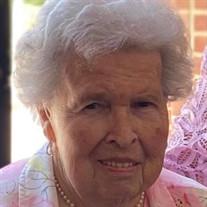 Sue Cavin Geddes Whitted