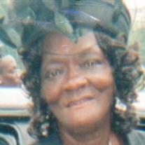 Mary Frances Jones Rhaney