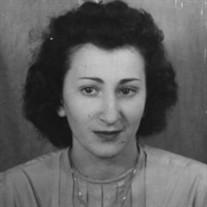 Clara Letha (Crowder) Bickerstaff