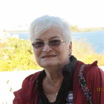 Martha Hazel Vause Forney