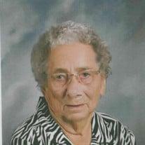 Mrs. Elma Branch O'Berry