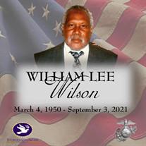 Mr. William Lee Wilson Sr.
