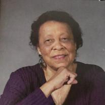 Mrs. Geneva Funderburk Bennett