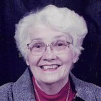 Mrs. Maude Yvonne Rowe