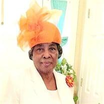 Pastor Aline Roberts Lawson