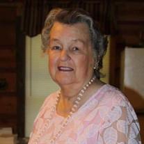 Mrs. Gloria Hill Hickman
