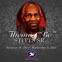 "Mr. Thomas ""Bo"" Stitts Sr."