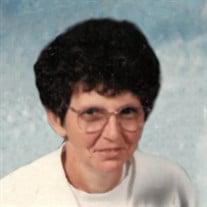 Alice Faye Yoder McGrady
