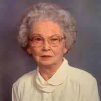 Mrs. Velma Beasley Letson