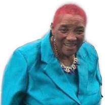 Clara Mae Evans