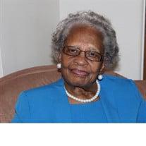 Mrs Willie Mae White