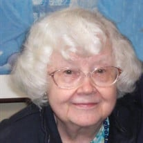 """Margaret L. """"Peggy"""" White"""