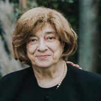 """Carol Ann """"Mrs. Chana"""" Planzer Weinstock"""