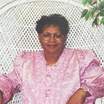 Mrs. Mary Ann Marshall