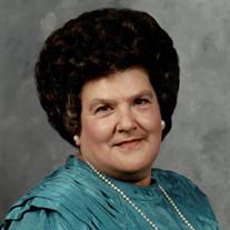 Florence Mae Simon Trahan