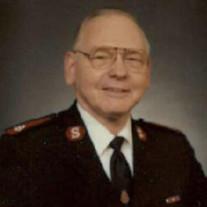 Major Ronald L. Davis Sr.
