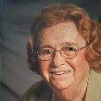 Florence Genevieve Critney