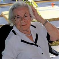 Marjorie Helen Robinson