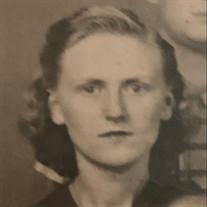 Marjorie Jean Reynolds Onyett