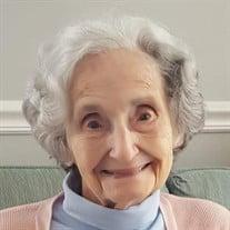 Mrs. Suzanne Smith Belcher
