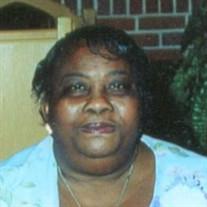 Mrs. Mary Dorothy Tillman