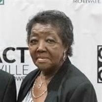 Mrs. Peggy Ernestine Dirkson
