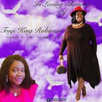 Mrs. Tonji King Robinson