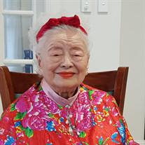 Mrs Yang Men-Ling PAI
