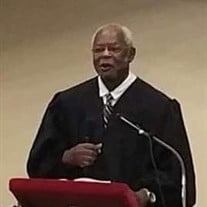 Rev. John Wesley Saylor Sr.