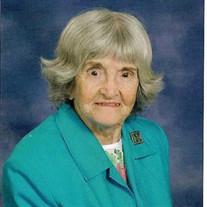 Mary Elizabeth Barrow