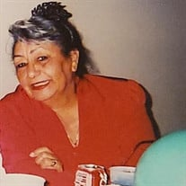 Maria E. Garcia Barrett Zuniga